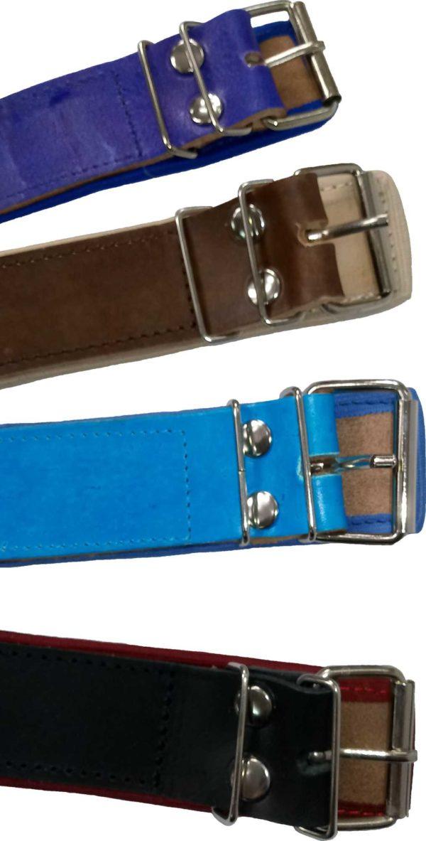 Obroża ze skóry dla psa 53cm (003)