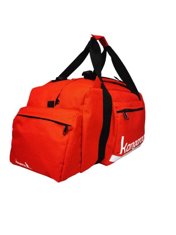 Torbo Plecak Kangaroo 2 w 1 _ czerwony